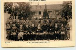 MISSIONS SALESIENNES  - Petir Séminaire Indigène (1933/34). - China