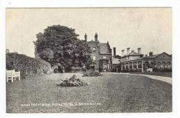 Droitwich (Worcestershire), England, UK, 1900-1910s, Royal Hotel & Brine Baths - Worcestershire