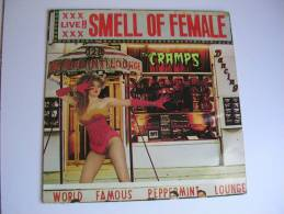 """33 Tours 30 Cm - THE CRAMPS  - NEW ROSE 25  """" THEE MOST EXALTED POTENTATE OF LOVE """" + 5 - Dischi In Vinile"""