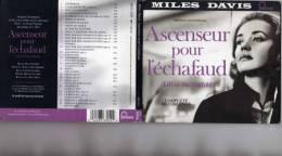 """MILES DAVIS JAZZ  ALBUM """"  ASCENSEUR POUR L ECHAFAUD   """"  CD ORIGINAL MUSIQUE DE FILM - Reggae"""