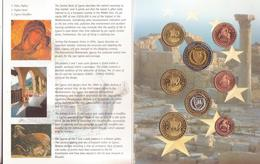 Cipro-2004 Prova Euro-Divisionale- 8 Valori - Cipro