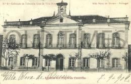 PORTUGAL - VILA NOVA DE OUREM - EDIFICIO DOS PAÇOS DO CONCELHO - 1905 PC - Santarem