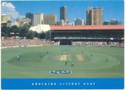 ST-156    STADION / STADIUM :  ADELAIDE : Cricket Oval - Stadiums