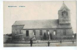 Melsbroek - Melsbroeck : L'Eglise - Steenokkerzeel
