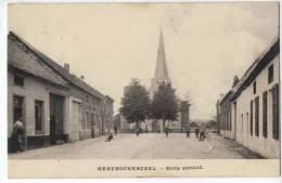 Nederokkerzeel - Dorp Straat (1908) - Kampenhout