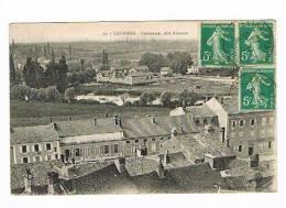 Panorama Coté Abattoir. - Louhans