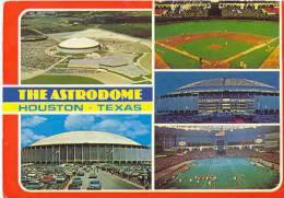 ST-06   STADION / STADIUM : HOUSTON : The Astrodome - Stadi