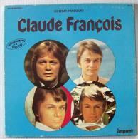 Claude FRANCOIS Coffret 4 LP Belles Belles Belles / La Ferme Du Bonheur Disques Parfait état - Disco, Pop