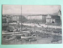 NICE - Un Coin Du Port - Transport Maritime - Port