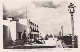 CARTE PHOTO CANARIES - LANZAROTTE -- Parador De Turismo - Lanzarote