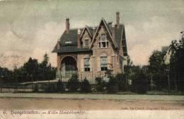 BELGIQUE - ANVERS - HOOGSTRATEN - HOOGSTRAETEN - Villa Heidebloempje. (n°6) - Hoogstraten