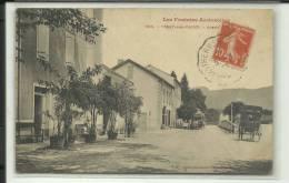 USSAT LES BAINS  AVENUE DE TARA - France