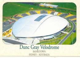 ST-133    STADION / STADIUM : BANKSTOWE ( Australia) : The Dunc Gray Velodrome - Stadiums