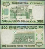 Rwanda P 30 - 500 Francs 1.7.2004 - UNC - Rwanda
