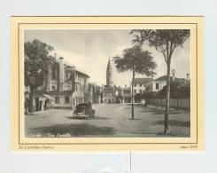 CAORLE,Via Castello-NV-Riproduzione Anno 1958-Auto-CAR- - Venezia (Venice)