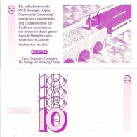 Test Note - NCR-231, 10 Deutchmarks, Bridge - [17] Fakes & Specimens