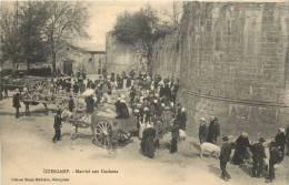 22 GUINGAMP MARCHE AUX COCHONS - Guingamp
