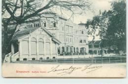 SINGAPOUR  - Raffels Hotel... - Singapour
