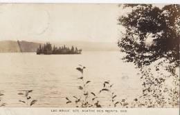 Canada - Québec - Carte-Photo - Sainte Agathe Des Monts - Lac Brulé - Quebec