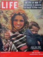 Magazine LIFE - MAY 28 , 1956 - INTER. ED. -  GRACE KELLY  - SABENA - Publicités   (3044) - Nouvelles/ Affaires Courantes