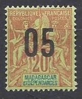 MADAGASCAR    N� 112  NEUF* TTB