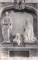 AMIENS. La Cathédrale. Monument De L´Ange Pleureur. - Amiens