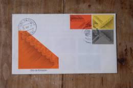 I 5  FDC   1968 - Venezuela