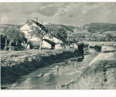 1930's Kodak Magazine Photograph - Cheddar Gorge From Hythe - Places