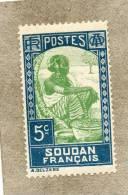 SOUDAN : Laitière Peulh Au Marché - Femmes - - Soudan (1894-1902)