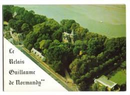 Carte Pub Saint Valery Sur Somme Relais Guillaume De Normandy - Autres Collections