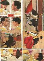 4  Tarjeta  Postal De  Torero El Viti - Sin Clasificación