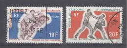FRANCE - NOUVELLE CALEDONIE - Yv. Nr 361 - Gest./obl. - Cote 4,60 € - Nouvelle-Calédonie