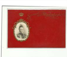 Souvenir De Blankenberghe  Blankenberge Marie Henriette - Familias Reales