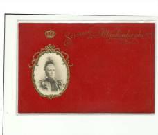 Souvenir De Blankenberghe  Blankenberge Marie Henriette - Familles Royales