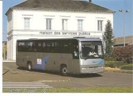 Autocar Irisbus TER CENTRE, Devant La Gare De CLOYES (28) - Autobus & Pullman