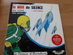 Le Mur Du Silence, A Weinberg, Le Disque D´aventure, Journal De Tintin - Collectors
