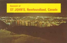 St John's , Newfoundland , Canada , 50-60s - Unclassified