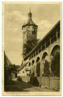 ALLEMAGNE : ROTHENBURG - KLINGENTOR SEITWARTS - Rotenburg