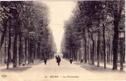 Reims - Les Promenades - Reims