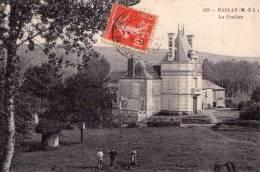 Rablay-sur-Layon..animée..belle Vue Du Manoir De La Cantine - Other Municipalities