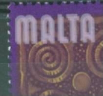 Malta: 1965/70  QE II - Pictorial  SG330b     ½d   ['Malta' Printed Twice]    MH - Malta