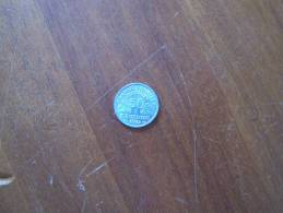 Pièce Monnaie -  50 CENTIMES 1942 - 1 Grammes - 1,8 Cm - état Correct Bon - G. 50 Centimes