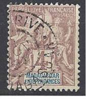MADAGASCAR    N� 30 OBL TTB