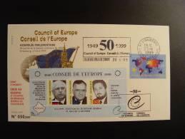 CRISE KOSOVO SITUATION YOUGOSLAVIE  CONSEIL DE L´EUROPE EUROPA PARLAMENT NUMEROTE TIRAGE LIMITE  COUNCIL  EUROPE - Yugoslavia