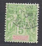 MADAGASCAR    N� 42A OBL  TTB