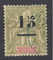 MADAGASCAR    N� 50 OBL  TTB