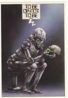 LACROIX. TO BE OR NOT TO BE. Carte Postale Gen-75 Pour Greenpeace. Editions Gentiane 1984. épuisée ! - Cartes Postales