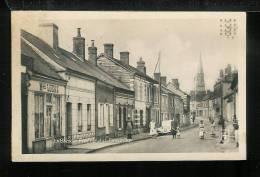 LA BAZOCHE-GOUET - La Grande Rue - Autres Communes
