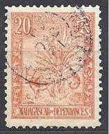 MADAGASCAR    N� 69 OBL  TTB