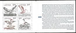 Lettonia 1992 Nuovo** - Mi. 340/43 Da MH 1 - Lettonia